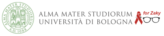 Logo University of Bologna - for Zaky