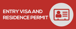 Entry visa and residence permit