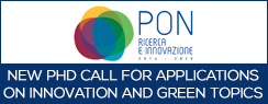 New PhD Call for Applications on Innovation and Green topics