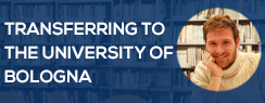 Transferring to the University of Bologna
