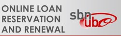 Online loan reservation and renewal