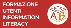 Formazione utenti - Information Literacy