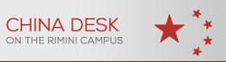China Desk on the Rimini Campus