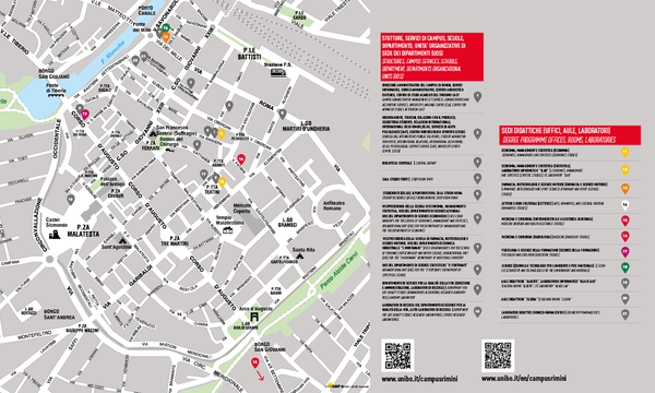 Presenting the Campus — University of Bologna