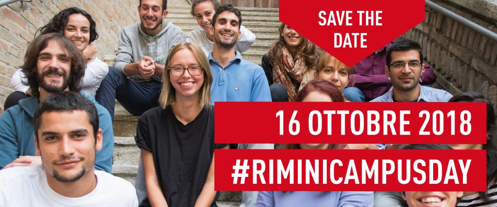 #RiminiCampusDay - La festa delle matricole