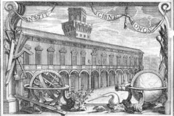 Palazzo Poggi Engraving