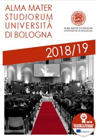 University of Bologna brochure 2018/19