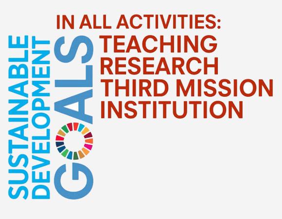 Teaching in University of Bologna for SDGs