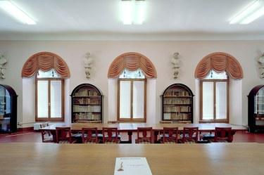 """Filippo Re"" historical buildings"
