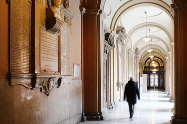 Palazzo Poggi, headquarters of the University of Bologna