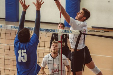 Male volleyball
