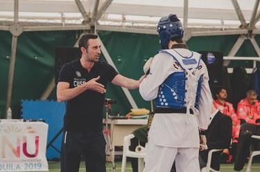Taekwondo 68 kg