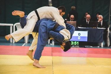 Judo cat. 100 kg