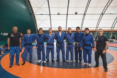 Judo squadra
