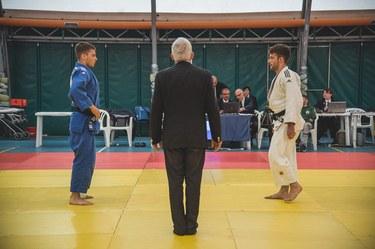 Judo cat. 66 kg