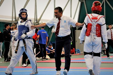 Taekwondo cat. 67 kg