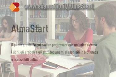AlmaStart: il discovery tool dell'Università di Bologna