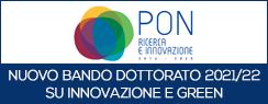Nuovo bando dottorato 2021/22 su Innovazione e Green