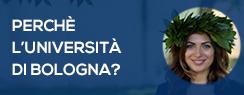 Perché Unibo?