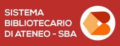 Sistema Bibliotecario di Ateneo - SBA