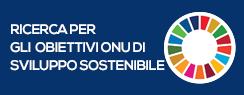 Ricerca per gli obiettivi ONU di sviluppo sostenibile