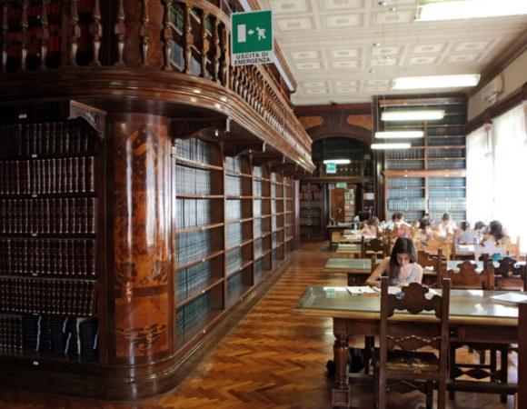 Biblioteca interdipartimentale di Chimica