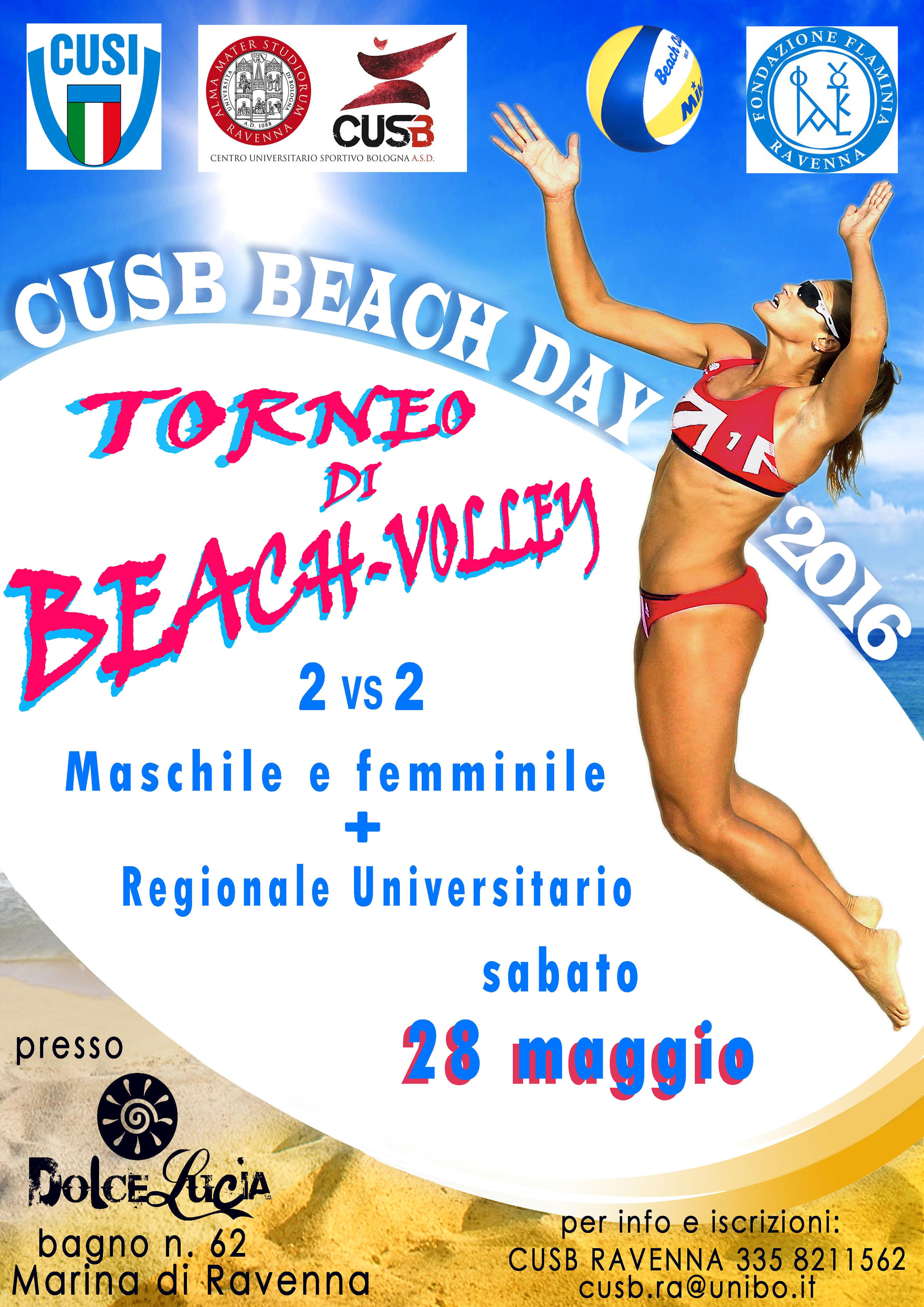 Cusb beach day 2016 universit di bologna - Bagno lucia marina di pietrasanta ...
