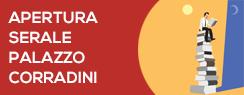 Apertura serale Palazzo Corradini