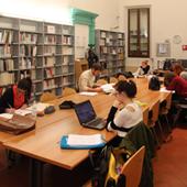 Biblioteca Palazzo Corradini