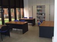 Sala lettura Faenza