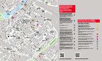 Cartina Campus di Rimini 2016