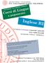 Corsi CLA a pagamento II semestre 2014/2015