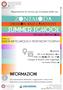Locandina Summer Schooll Fashion and Creativity 2015