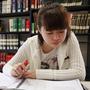 Studentessa unibo internazionale