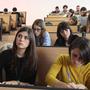Studenti al corso