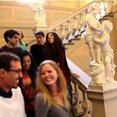 studenti in Ateneo