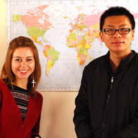 Studenti internazionali Unibo