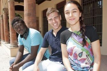 Studenti internazionali 1