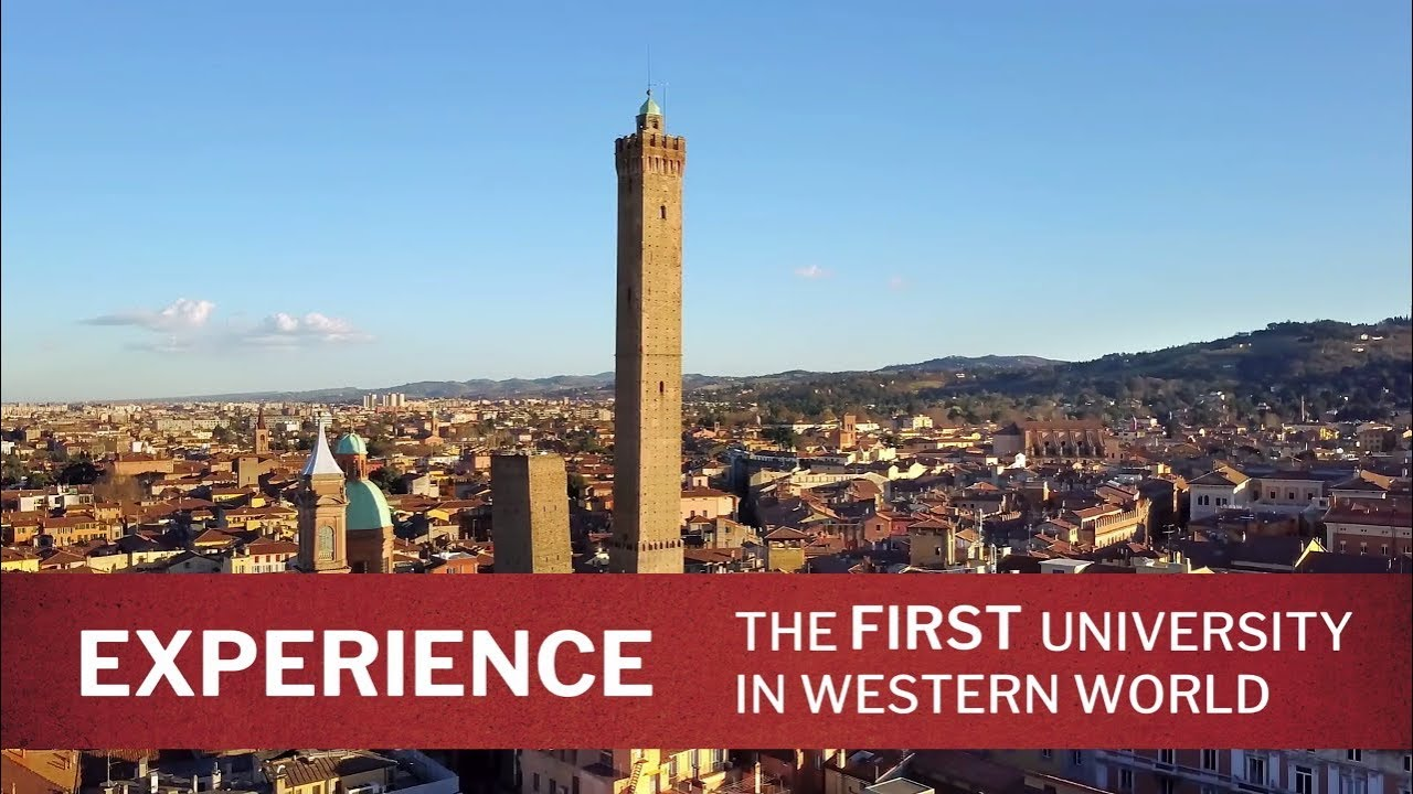 University of Bologna: create your future
